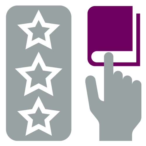 Yearbook critique icon